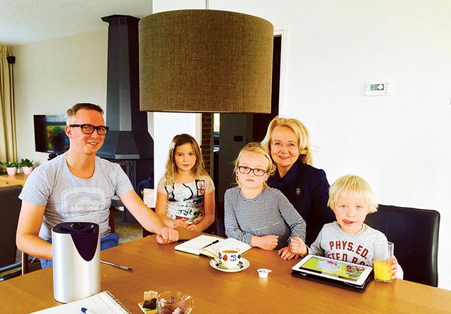 Keukentafelgesprek : Keukentafelgesprek met directeur ZLTO – Beter Varken